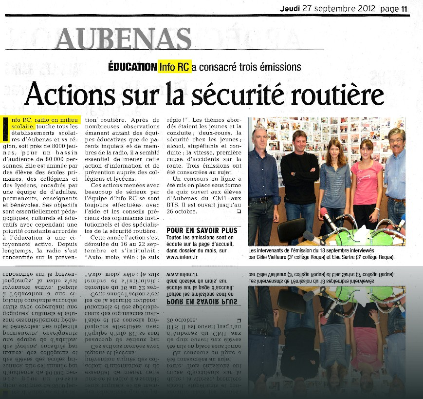 Article_Dauphine_27-9-12_SR