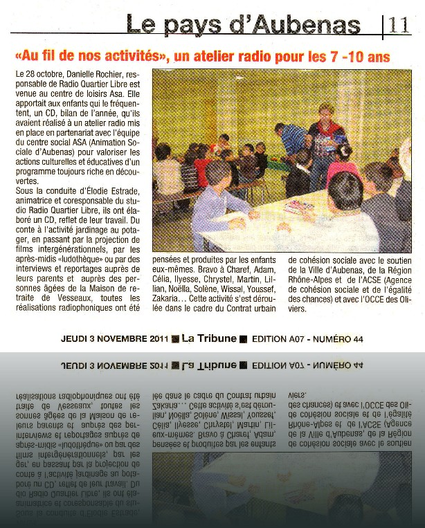 Article_Tribune_3-11-11_Atelier