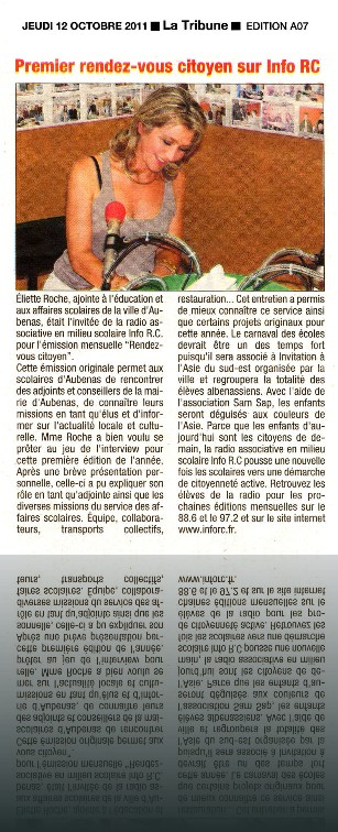 Article_Tribune_rdv_citoyen_12-10-11